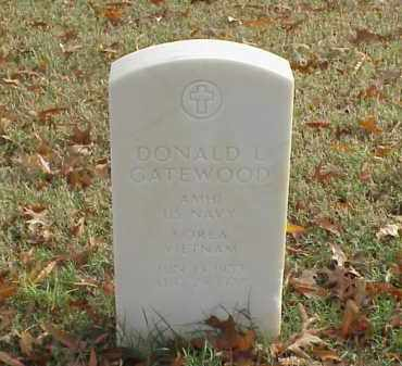 GATEWOOD (VETERAN 2 WARS), DONALD L - Pulaski County, Arkansas | DONALD L GATEWOOD (VETERAN 2 WARS) - Arkansas Gravestone Photos