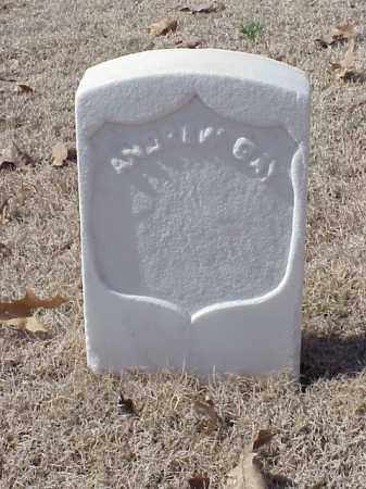 GAY (VETERAN UNION), ANDREW - Pulaski County, Arkansas | ANDREW GAY (VETERAN UNION) - Arkansas Gravestone Photos