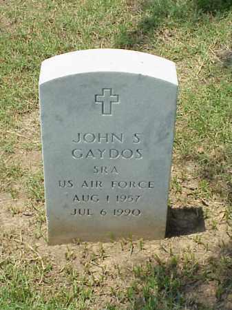 GAYDOS (VETERAN), JOHN S - Pulaski County, Arkansas | JOHN S GAYDOS (VETERAN) - Arkansas Gravestone Photos