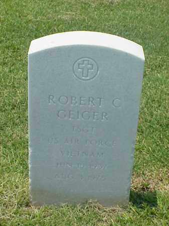 GEIGER (VETERAN VIET), ROBERT C - Pulaski County, Arkansas | ROBERT C GEIGER (VETERAN VIET) - Arkansas Gravestone Photos