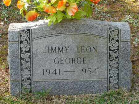 GEORGE, JIMMY LEON - Pulaski County, Arkansas | JIMMY LEON GEORGE - Arkansas Gravestone Photos