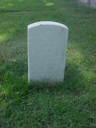 GEORGE (VETERAN VIET), BILLY JOHN - Pulaski County, Arkansas | BILLY JOHN GEORGE (VETERAN VIET) - Arkansas Gravestone Photos