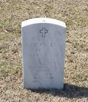 GERVASINI (VETERAN 3 WARS), CHARLES FELIX - Pulaski County, Arkansas | CHARLES FELIX GERVASINI (VETERAN 3 WARS) - Arkansas Gravestone Photos