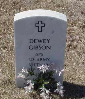 GIBSON, SR (VETERAN VIET), DEWEY - Pulaski County, Arkansas | DEWEY GIBSON, SR (VETERAN VIET) - Arkansas Gravestone Photos