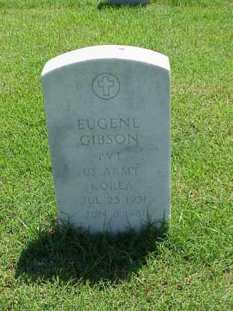 GIBSON (VETERAN KOR), EUGENE - Pulaski County, Arkansas | EUGENE GIBSON (VETERAN KOR) - Arkansas Gravestone Photos