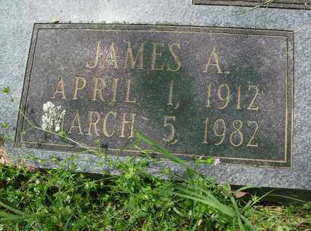 GILBERT, JAMES A - Pulaski County, Arkansas | JAMES A GILBERT - Arkansas Gravestone Photos