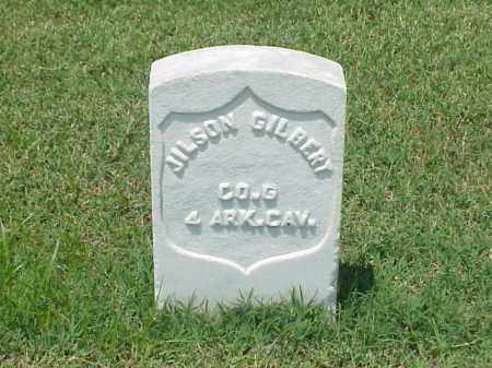 GILBERT (VETERAN UNION), JILSON - Pulaski County, Arkansas | JILSON GILBERT (VETERAN UNION) - Arkansas Gravestone Photos