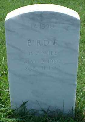 GILL, BIRDIE - Pulaski County, Arkansas | BIRDIE GILL - Arkansas Gravestone Photos