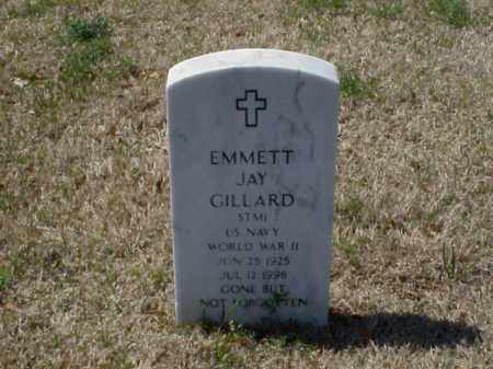 GILLARD (VETERAN WWII), EMMETT JAY - Pulaski County, Arkansas | EMMETT JAY GILLARD (VETERAN WWII) - Arkansas Gravestone Photos