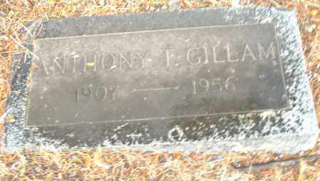 GILLAM, ANTHONY T. - Pulaski County, Arkansas | ANTHONY T. GILLAM - Arkansas Gravestone Photos