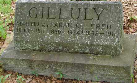 GILLULY, MARTIN V. - Pulaski County, Arkansas | MARTIN V. GILLULY - Arkansas Gravestone Photos