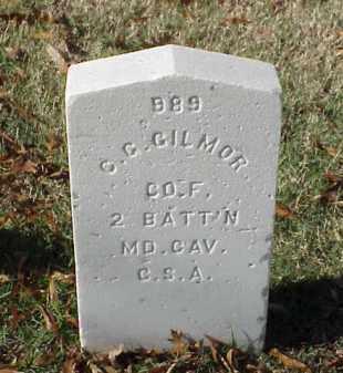 GILMOR  (VETERAN CSA), C G - Pulaski County, Arkansas | C G GILMOR  (VETERAN CSA) - Arkansas Gravestone Photos