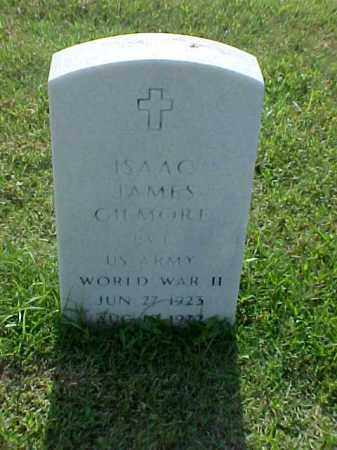 GILMORE (VETERAN WWII), ISAAC JAMES - Pulaski County, Arkansas | ISAAC JAMES GILMORE (VETERAN WWII) - Arkansas Gravestone Photos