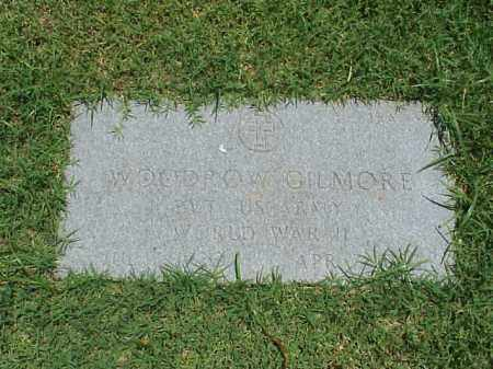 GILMORE (VETERAN WWII), WOODROW - Pulaski County, Arkansas | WOODROW GILMORE (VETERAN WWII) - Arkansas Gravestone Photos