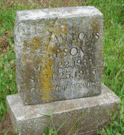 GIPSON, WILLIAM LOUIS - Pulaski County, Arkansas | WILLIAM LOUIS GIPSON - Arkansas Gravestone Photos