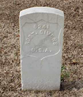 GIVENS  (VETERAN UNION), ROBERT - Pulaski County, Arkansas | ROBERT GIVENS  (VETERAN UNION) - Arkansas Gravestone Photos