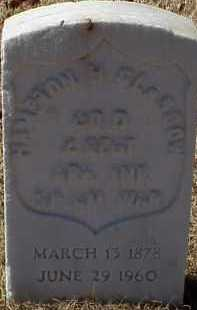 GLASGOW  (VETERAN SAW), HAMPTON H - Pulaski County, Arkansas | HAMPTON H GLASGOW  (VETERAN SAW) - Arkansas Gravestone Photos
