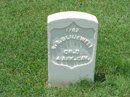 GLIDEWELL (VETERAN UNION), R R - Pulaski County, Arkansas | R R GLIDEWELL (VETERAN UNION) - Arkansas Gravestone Photos
