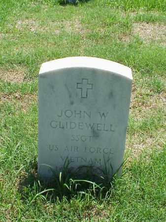 GLIDEWELL (VETERAN VIET), JOHN W - Pulaski County, Arkansas | JOHN W GLIDEWELL (VETERAN VIET) - Arkansas Gravestone Photos