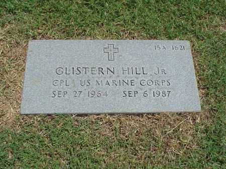 HILL, JR (VETERAN), GLISTERN - Pulaski County, Arkansas | GLISTERN HILL, JR (VETERAN) - Arkansas Gravestone Photos