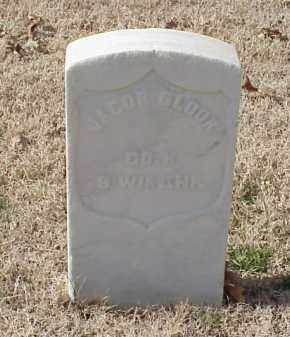 GLOOR  (VETERAN UNION), JACOB - Pulaski County, Arkansas | JACOB GLOOR  (VETERAN UNION) - Arkansas Gravestone Photos