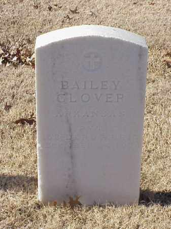 GLOVER  (VETERAN WWI), BAILEY - Pulaski County, Arkansas | BAILEY GLOVER  (VETERAN WWI) - Arkansas Gravestone Photos