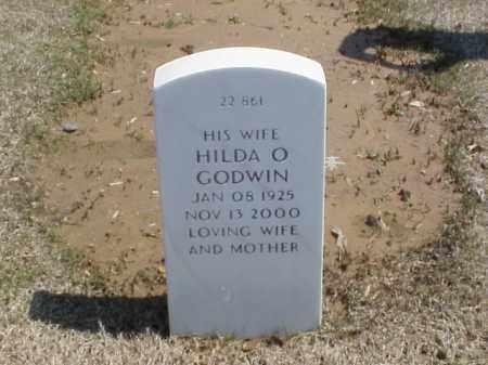 GODWIN, HILDA O - Pulaski County, Arkansas | HILDA O GODWIN - Arkansas Gravestone Photos