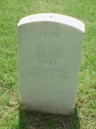 GOINS, OLGA NELL - Pulaski County, Arkansas | OLGA NELL GOINS - Arkansas Gravestone Photos