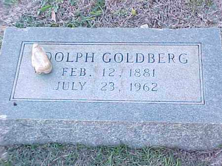 GOLDBERG, DOLPH - Pulaski County, Arkansas | DOLPH GOLDBERG - Arkansas Gravestone Photos