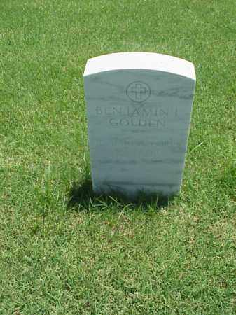 GOLDEN (VETERAN), BENJAMIN L - Pulaski County, Arkansas | BENJAMIN L GOLDEN (VETERAN) - Arkansas Gravestone Photos