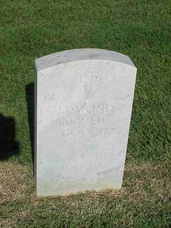 GOOCH (VETERAN), EDMOND MCNEIL - Pulaski County, Arkansas | EDMOND MCNEIL GOOCH (VETERAN) - Arkansas Gravestone Photos