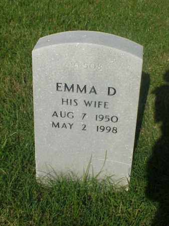 GOODMAN, EMMA DEAN - Pulaski County, Arkansas | EMMA DEAN GOODMAN - Arkansas Gravestone Photos