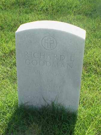 GOODMAN (VETERAN VIET), RICHARD L - Pulaski County, Arkansas | RICHARD L GOODMAN (VETERAN VIET) - Arkansas Gravestone Photos