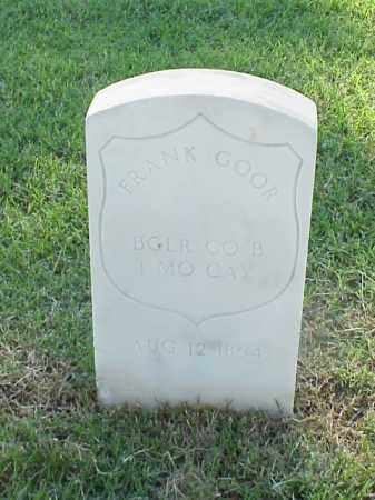 GOOR (VETERAN UNION), FRANK - Pulaski County, Arkansas | FRANK GOOR (VETERAN UNION) - Arkansas Gravestone Photos