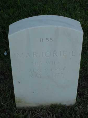 GOSS, MARJORIE E - Pulaski County, Arkansas | MARJORIE E GOSS - Arkansas Gravestone Photos