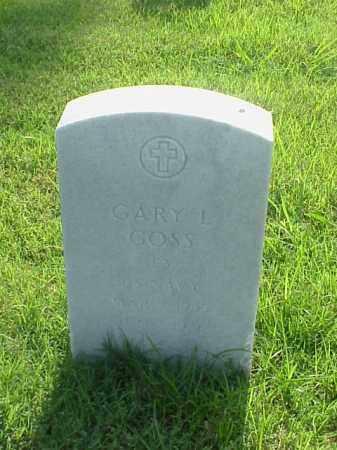 GOSS (VETERAN VIET), GARY L - Pulaski County, Arkansas | GARY L GOSS (VETERAN VIET) - Arkansas Gravestone Photos