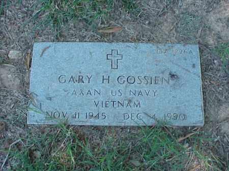 GOSSIEN (VETERAN VIET), GARY H - Pulaski County, Arkansas | GARY H GOSSIEN (VETERAN VIET) - Arkansas Gravestone Photos