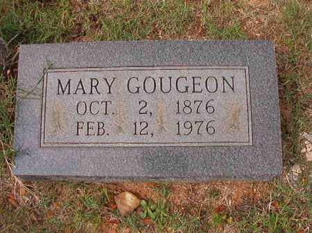 GOUGEON, MARY - Pulaski County, Arkansas | MARY GOUGEON - Arkansas Gravestone Photos