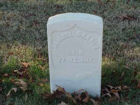 GRABLE  (VETERAN UNION), SAMUEL D - Pulaski County, Arkansas | SAMUEL D GRABLE  (VETERAN UNION) - Arkansas Gravestone Photos