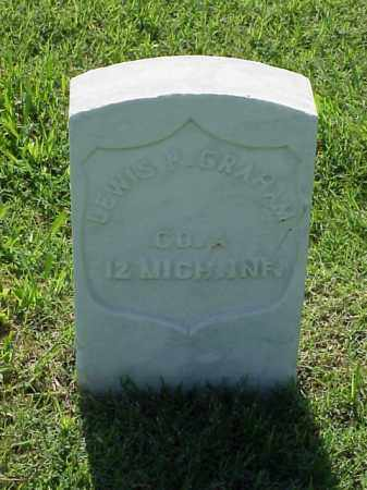 GRAHAM (VETERAN UNION), LEWIS P - Pulaski County, Arkansas | LEWIS P GRAHAM (VETERAN UNION) - Arkansas Gravestone Photos