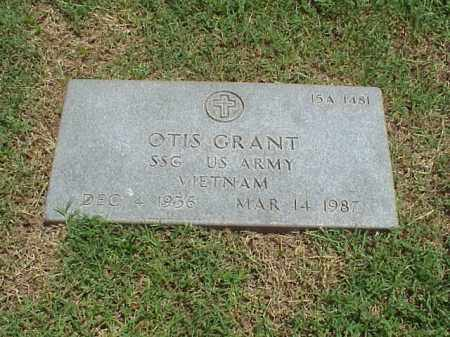 GRANT (VETERAN VIET), OTIS - Pulaski County, Arkansas | OTIS GRANT (VETERAN VIET) - Arkansas Gravestone Photos