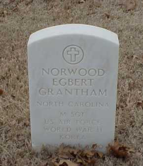 GRANTHAM  (VETERAN 2 WARS), NORWOOD EGBERT - Pulaski County, Arkansas | NORWOOD EGBERT GRANTHAM  (VETERAN 2 WARS) - Arkansas Gravestone Photos