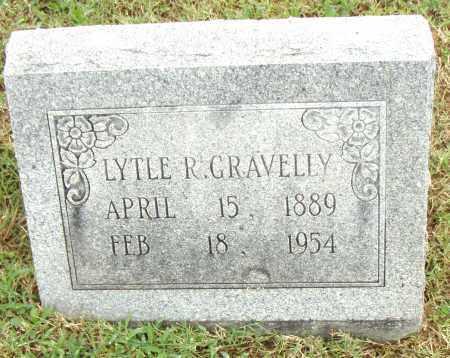 GRAVELLY, LYTLE R. - Pulaski County, Arkansas | LYTLE R. GRAVELLY - Arkansas Gravestone Photos