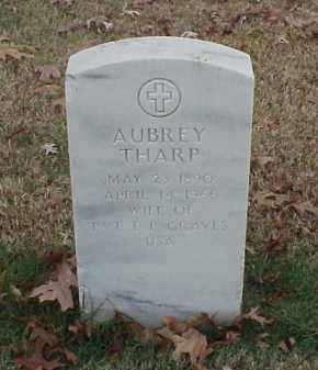GRAVES, AUBREY - Pulaski County, Arkansas | AUBREY GRAVES - Arkansas Gravestone Photos