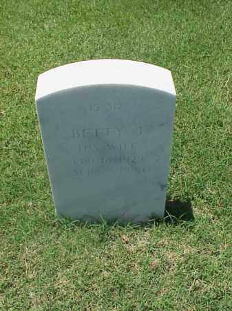 GRAVES, BETTY J - Pulaski County, Arkansas | BETTY J GRAVES - Arkansas Gravestone Photos