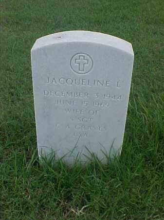 GRAVES, JACQUELINE L - Pulaski County, Arkansas | JACQUELINE L GRAVES - Arkansas Gravestone Photos