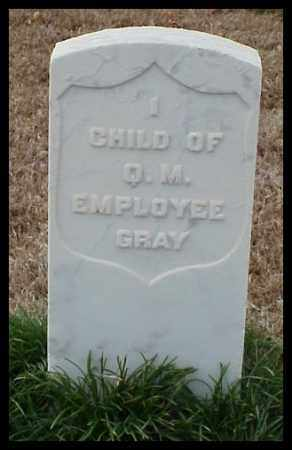 GRAY, CHILD - Pulaski County, Arkansas | CHILD GRAY - Arkansas Gravestone Photos