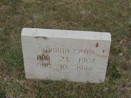 GRAY, NORMAN - Pulaski County, Arkansas | NORMAN GRAY - Arkansas Gravestone Photos