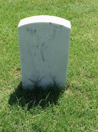 GRAY (VETERAN 2 WARS), PAUL H - Pulaski County, Arkansas | PAUL H GRAY (VETERAN 2 WARS) - Arkansas Gravestone Photos