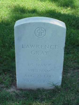 GRAY (VETERAN VIET), LAWRENCE - Pulaski County, Arkansas | LAWRENCE GRAY (VETERAN VIET) - Arkansas Gravestone Photos